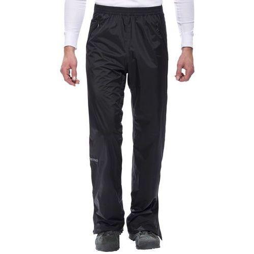 Marmot PreCip Spodnie długie Mężczyźni czarny L-długie Spodnie narciarskie, 1 rozmiar