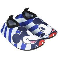 Disney chłopięce buty do wody Mickey Mouse 23-24 białe/niebieskie (8427934279944)