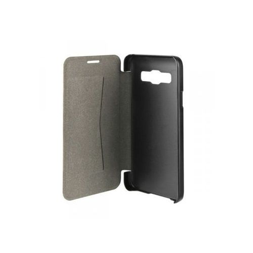 Xqisit Folio Case Rana f Galaxy A3 black metallic