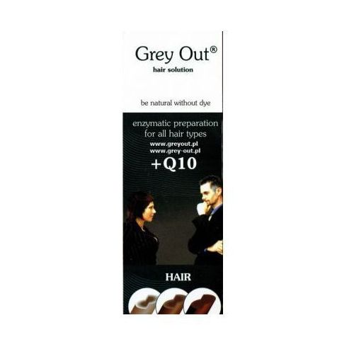 2szt x Grey Out + koenzym Q10 - 125ml