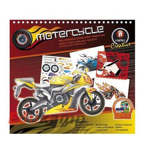 Malowanka Motocykle (5901688172339)