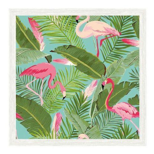 Obraz Flamingi 4 30 x 30 cm (5901554524347)