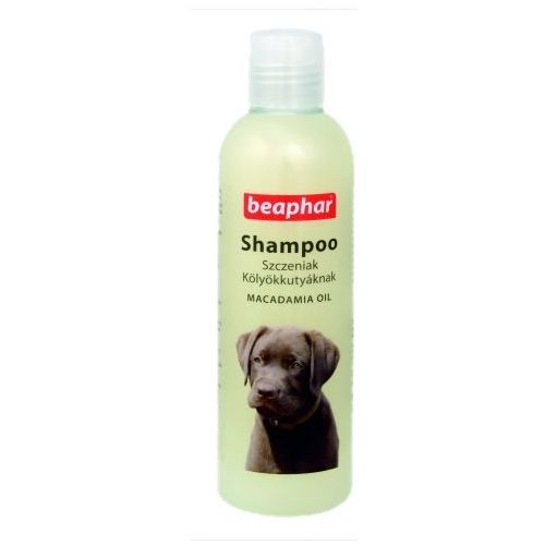 Beaphar Šampón provitamin pro štěňata s makadamovým olejem 250ml (8711231182350)