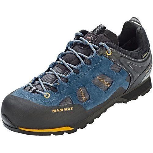 ayako low gtx buty mężczyźni niebieski uk 7,5 / eu 41 1/3 2018 buty turystyczne, Mammut
