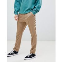 Mennace smart joggers in stone - Stone