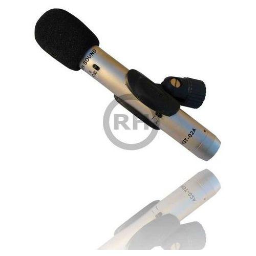 Mikrofon pojemnościowy hst-02a marki Rh sound