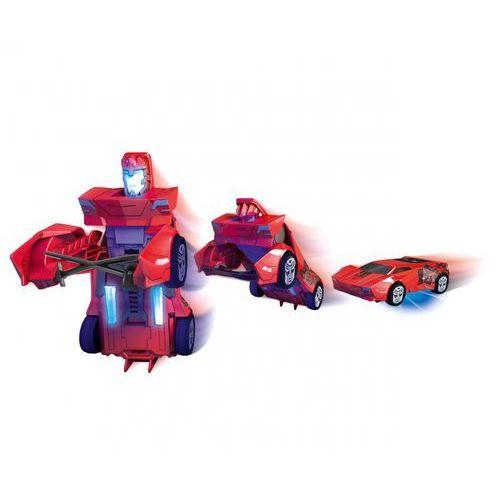 Dickie Transformers walczący robot sideswipe