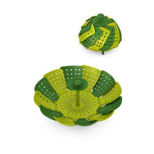 Joseph Joseph - Lotus Koszyk do gotowania na parze zielony