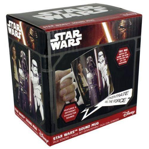 Kubek DISNEY Star Wars Sound Mug + Zamów z DOSTAWĄ JUTRO!