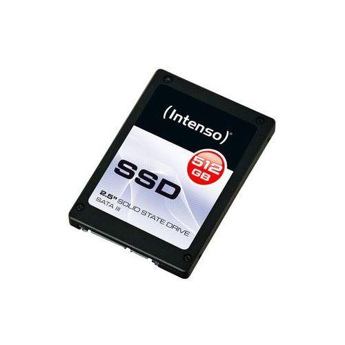 ssd 512gb sata iii 2,5 top marki Intenso