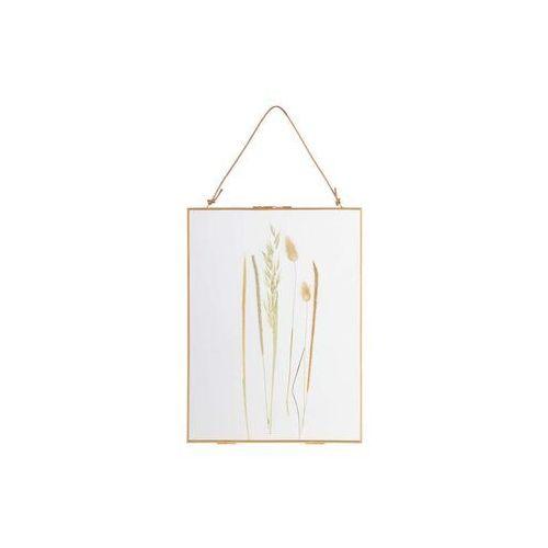 Be pure ramka pressed z suszonymi kwiatami 40x30cm 800284-m