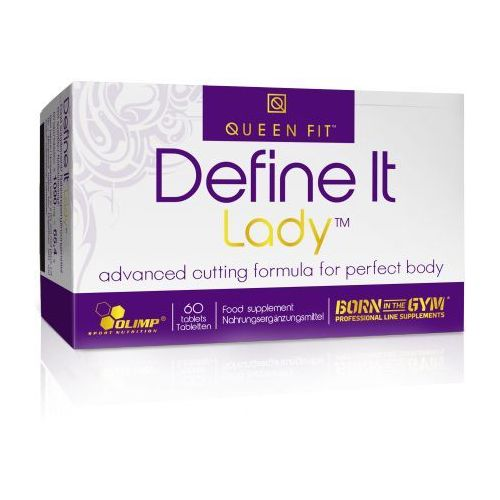 Define it lady 60 tabl. marki Olimp laboratories