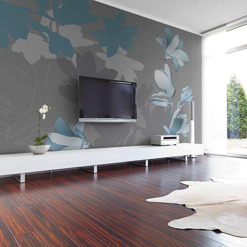 Fototapeta - niebieskie magnolie marki Artgeist