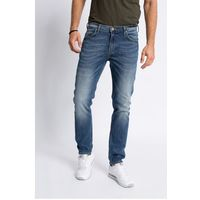 Lee - Jeansy Rider Blue Surrender Baza, jeans