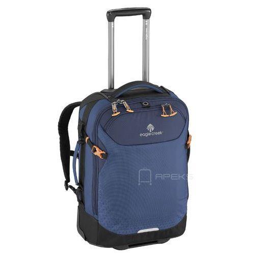 expane convertible international carry-on torba podróżna 20/54 cm / plecak na kółkach / twilight blue - twilight blue marki Eagle creek