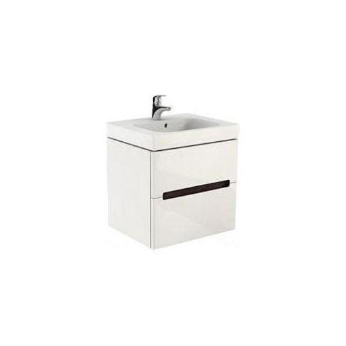 Koło Modo szafka wisząca podumywalkowa 60 cm, biały połysk 89425000 - produkt z kategorii- Szafki łazienkowe