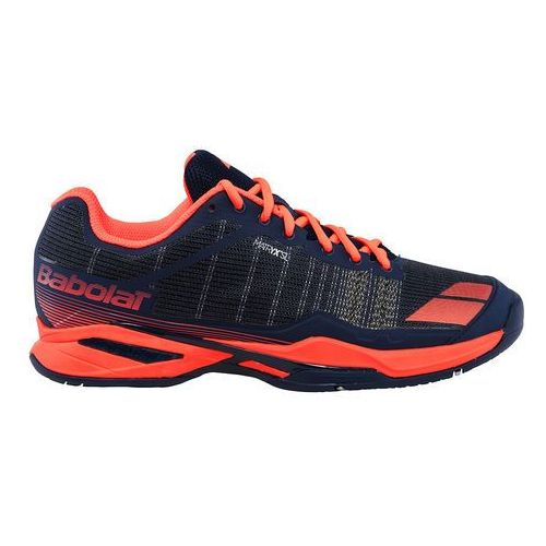Babolat  jet team all court man - blue/red (3324921499475)
