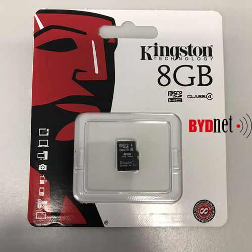 Karta Flash Kingston SDC4/8GBSP
