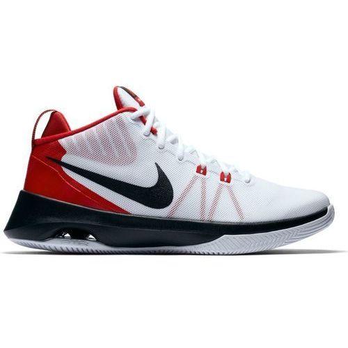 Buty  air versatile - 852431-102 - black/university red marki Nike