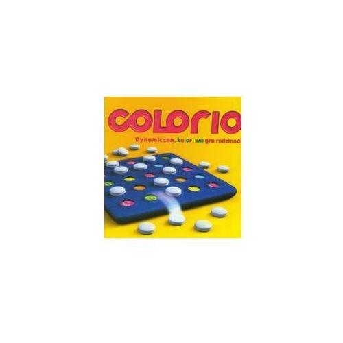 Colorio. gra planszowa marki Egmont