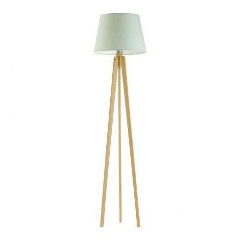 Drewniana lampa do pokoju dziecka CURACAO