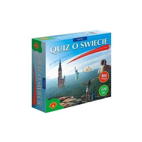 OKAZJA - Quiz o świecie. Wielki ALEX, AM_5906018004465