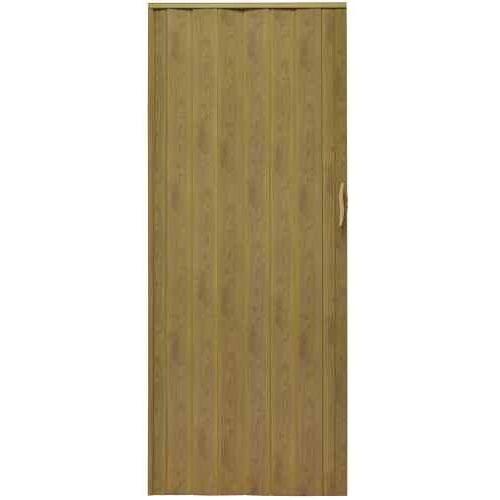 Drzwi Harmonijkowe 001P 46 G Jasny Dąb Mat G 80cm, GK-0014