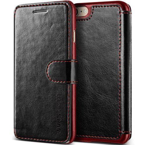 Vrs design Etui layered dandy iphone 8/7 black (8809477689174)