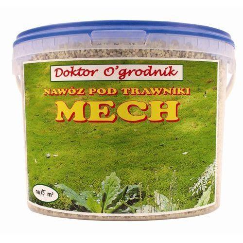 Dr. ogrodnik nawóz do trawników z mchem 3 kg (5901803012014)