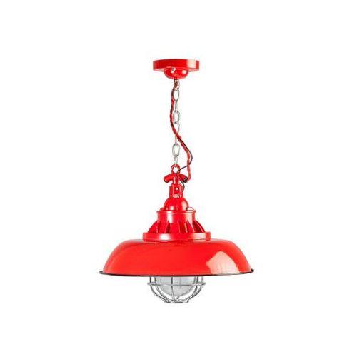 Lampa wisząca loft consenza pomarańczowa marki Eth