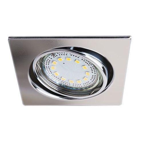 Oczko lampa sufitowa oprawa wpuszczana Rabalux Lite 3X50W GU10 chrom 1056