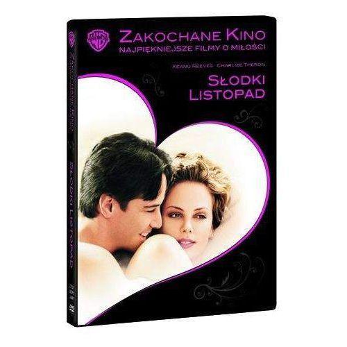 Słodki listopad (Zakochane Kino) (Sweet November) (7321909189973)