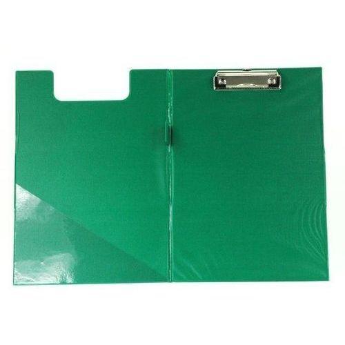 D.rect Deska a4 pvc z klipem i okładką zielona - od 24,99zł darmowa dostawa kiosk ruchu