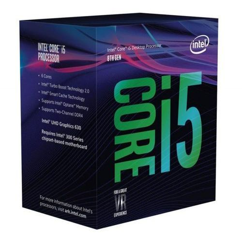 Intel Core i5-8500 3 GHz BOX, BX80684I58500