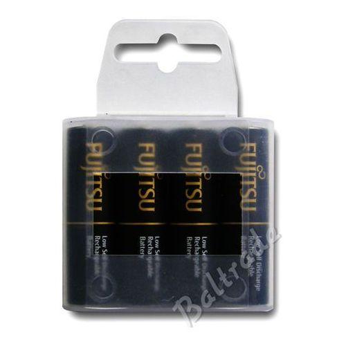 4 x akumulatorki Fujitsu BLACK R6/AA 2550mAh HR-3UTHC (box)