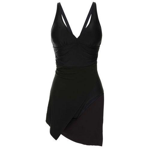 Sukienka kąpielowa czarny, Bonprix, S-XXXXL