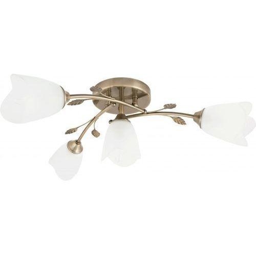 Żyrandol SPOTLIGHT Stilo 5083411 Patynowy + DARMOWY TRANSPORT! - produkt z kategorii- Lampy wiszące