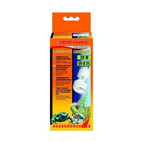 Sera reptil rainforest compact - świetlówka kompaktowa do terrarium 20w