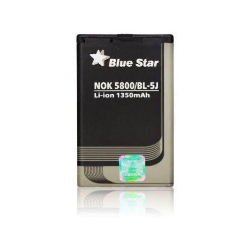 Bateria bs nokia bl-5j lumia 520 5230 5800 c3-00 1350 mah zamiennik wyprodukowany przez Bluestar