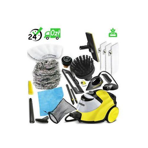 Karcher Sc 5 easyfix + żelazko (2200w, 4,2bar) parownica, mop parowy premium home+ 31w1   zabija wirusy i bakterie ✔serwis premium za 1zł ✔zaplanuj dostawę ✔sklep specjalistyczny ✔karta 0zł ✔pobranie 0zł ✔zwrot 30dni ✔raty ✔gwarancja d2d ✔leasing ✔wejdź i kup najta ✔zaplanuj dostawę ✔sklep specjalistyczny ✔karta 0zł ✔pobranie 0zł ✔zwrot 30dni ✔raty ✔gwarancja d2d ✔leasing ✔wejdź i kup najtaniej