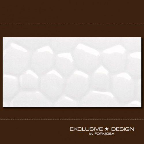 płytka 3d cobble white 600x300x8 mm a-tgl08xx-006 marki Midas
