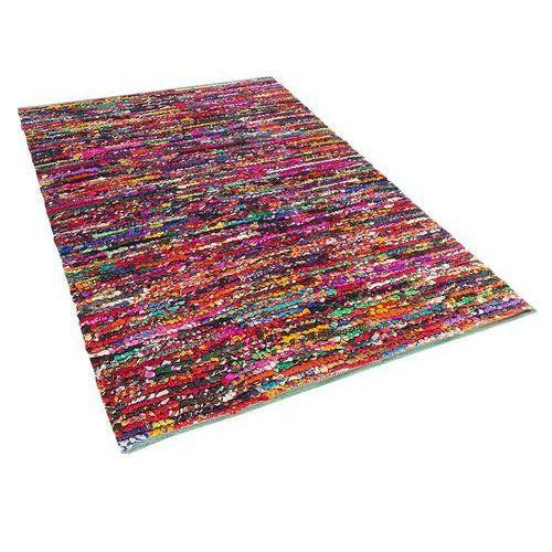 Beliani Dywan kolorowy 80x150 cm bafra