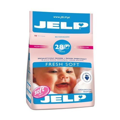 Pr d/pr 2,24kg 28pr biel soft* marki Jelp