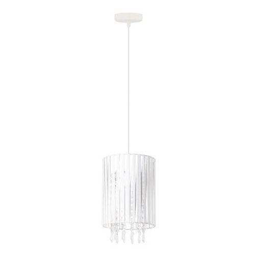 Lampa wisząca Diana 1S biała, LAM801/1S BIA