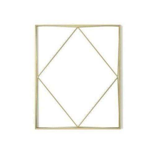 UMBRA ramka na zdjęcia PRISMA 46x56 cm - mosiądź
