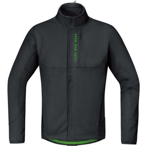 power trail ws so thermo kurtka softshell mężczyź m kurtki softshell marki Gore bike wear