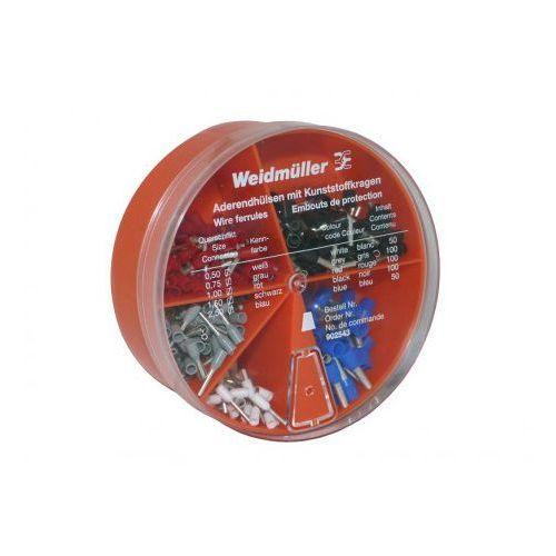Weidmüller Weidmuller zestaw tulejek izolowanych hi + pudełko