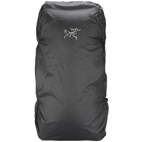 Arc'teryx pack shelter l czarny 2018 akcesoria do plecaków (0806955448610)