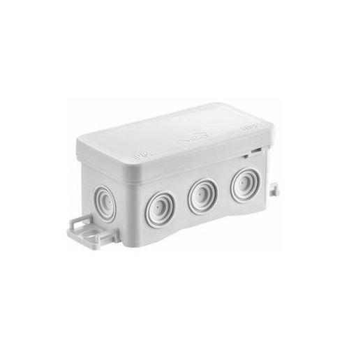 Simet Ns8 puszka instalacyjna naścienna fastbox&hook szary (op. 180 szt.) (n8) (5907813232145)