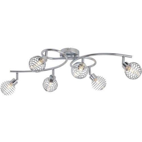 Brilliant 18196/15 lampa sufitowa charlie 6
